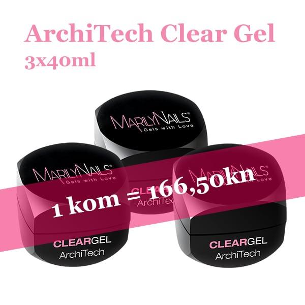 architech clear gel