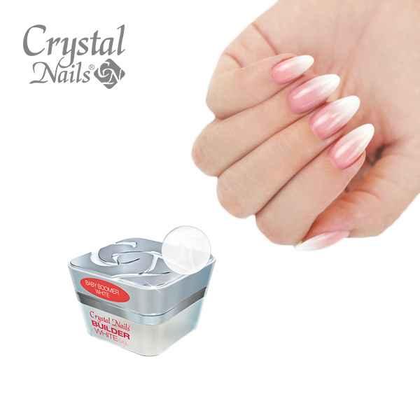 Crystal Nails Bijeli gelovi