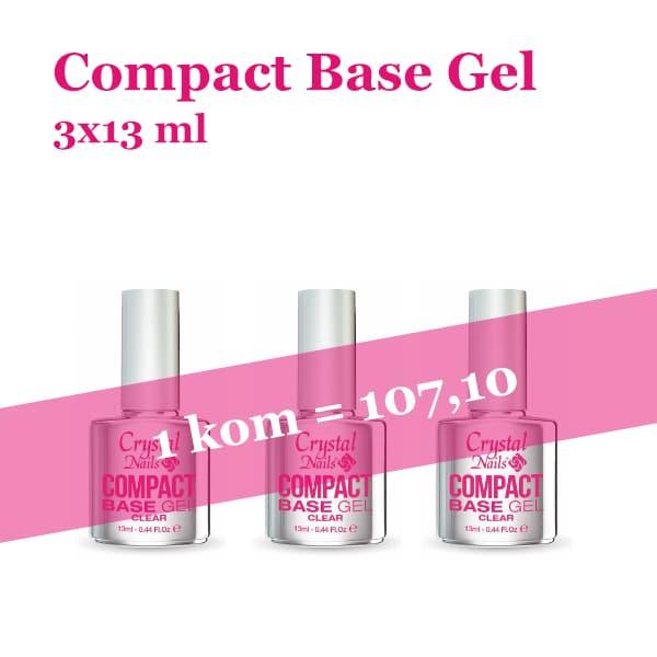 compact base clear – pripremne tekučine