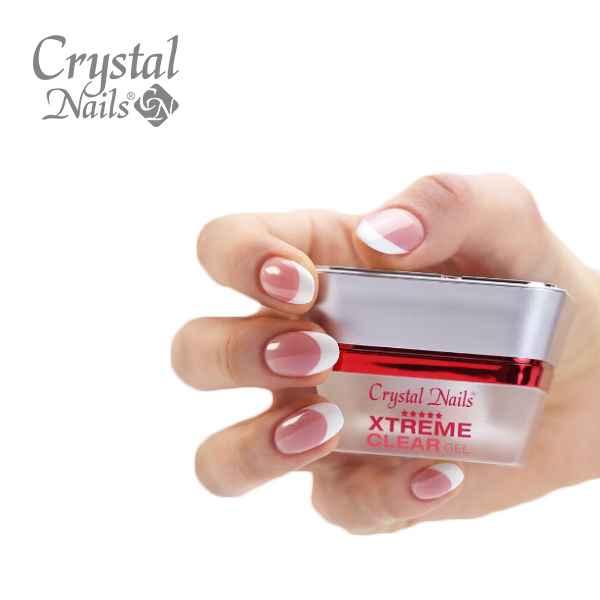 Crystal Nails Prozirni gelovi