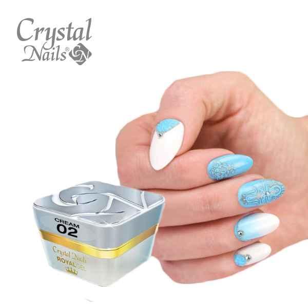 Royal Cream gel