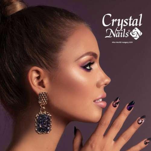 Crystal Nails!