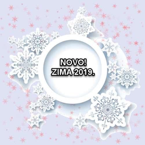 STIGLI SU!!!NOVITETI-ZIMA 2019.