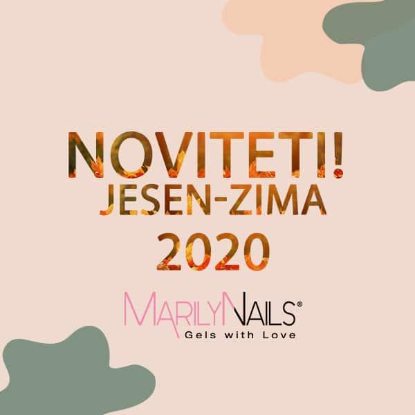Noviteti MarilyNails 2020