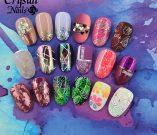 mateja salon nail art mix web